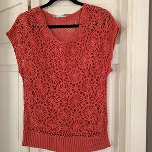 Maunces Crocheted Vest